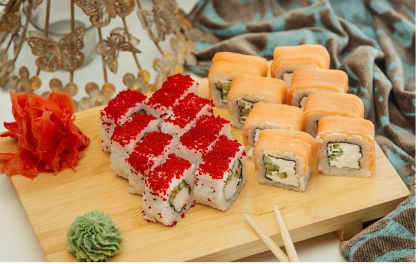 Unlimited Sushi Day - Bakenroll.az