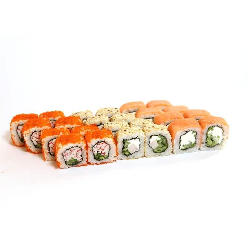 Sushi set Amerika