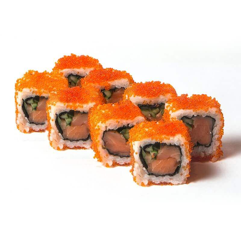 Californiya salmon roll