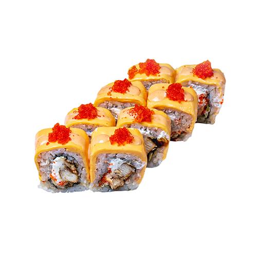 Chedder sushi roll