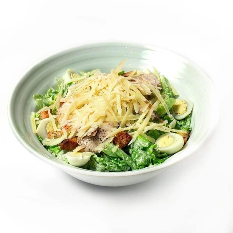 chiken sezar salat