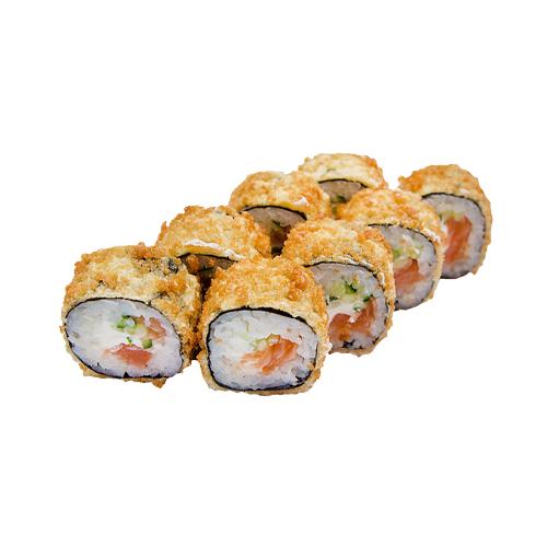 hot roll midori with shrimp