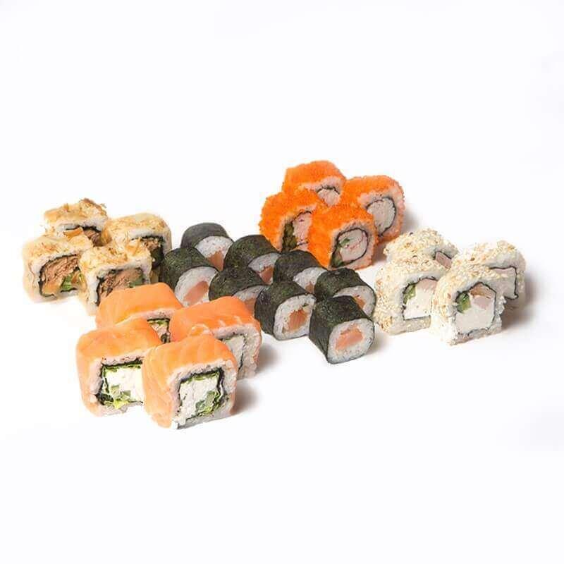 mini sushi set