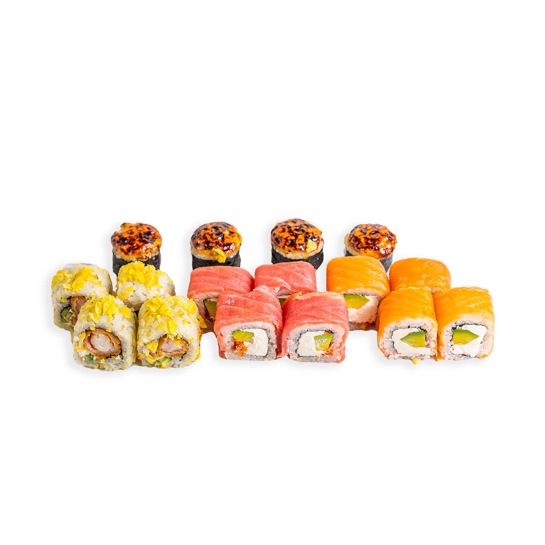 Sushi Set Delux