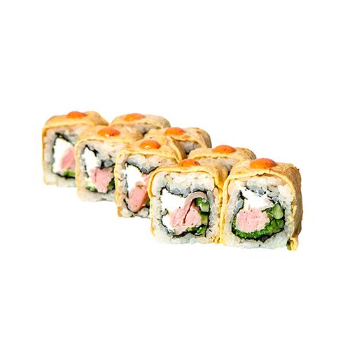 tamaqo roll sushi