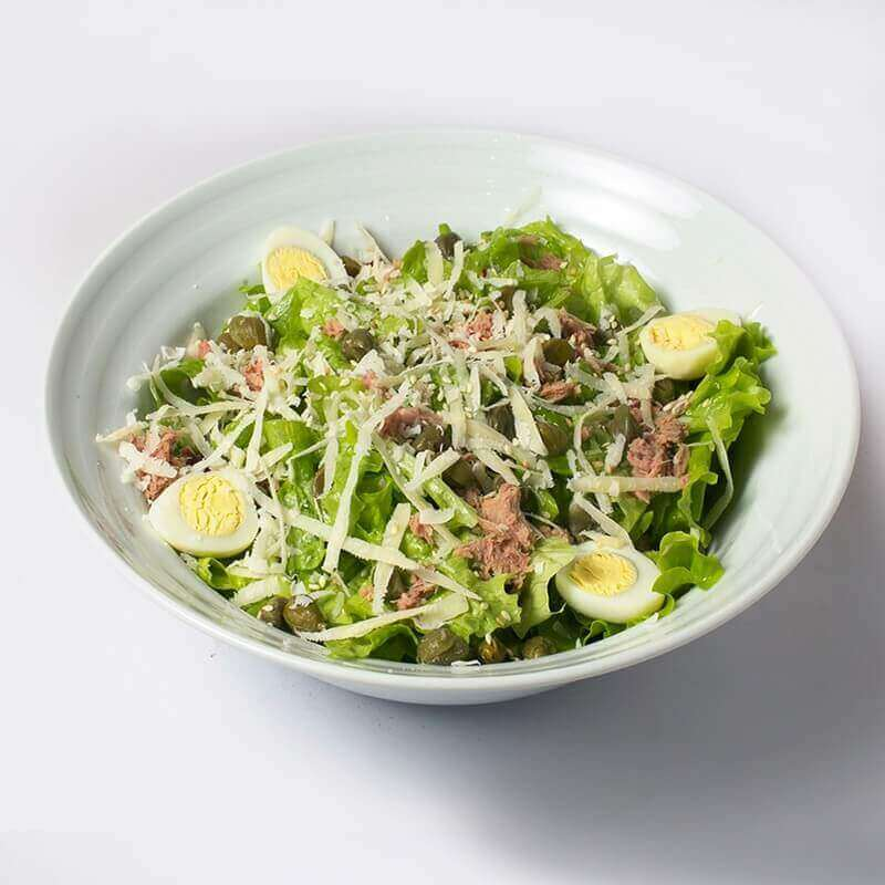 salat with tuna