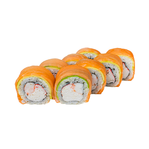 Yamaguti Sushi Roll is one of the tastiest rolls in Baku. Delicious rolls in Baku, the most delicious sushi roll, sushi, sushi roll.