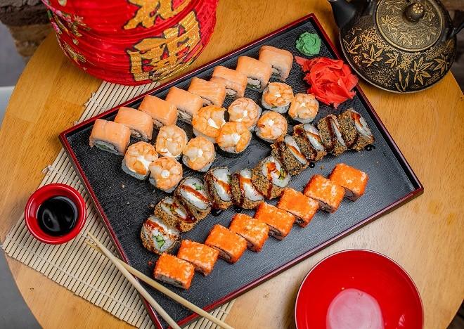 Limitsiz Sushi day