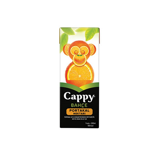 Cappy təbii şirə