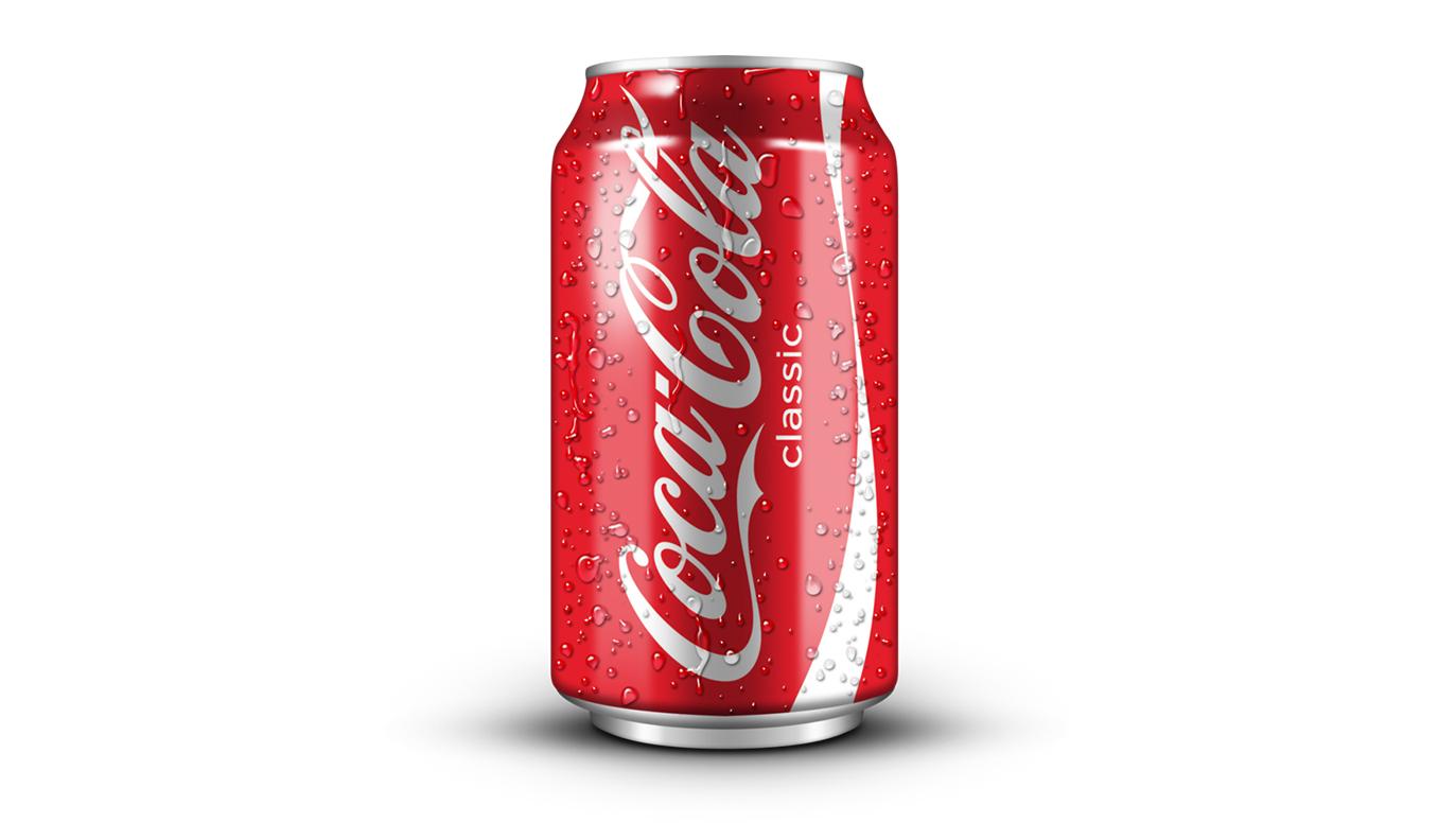 Cola Cola 330 ml