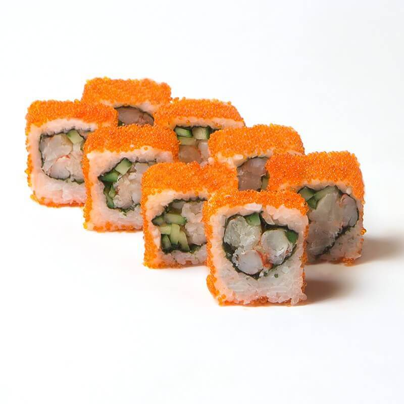 Kaliforniya ebi roll