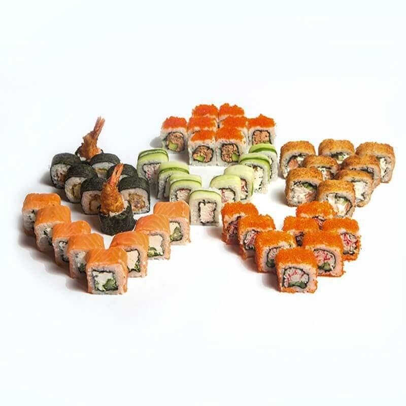 Katana Sushi Set
