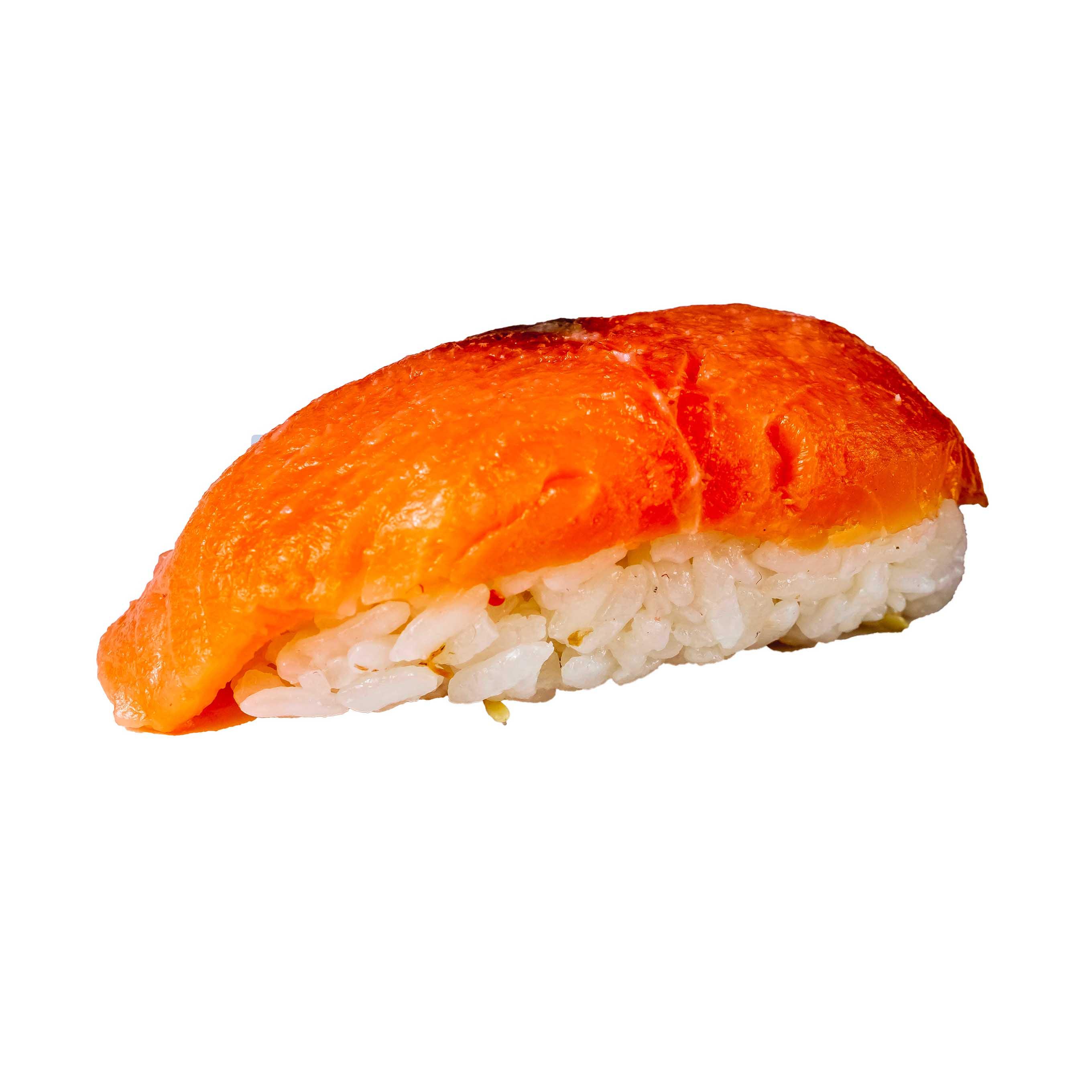 Smoked nigiri