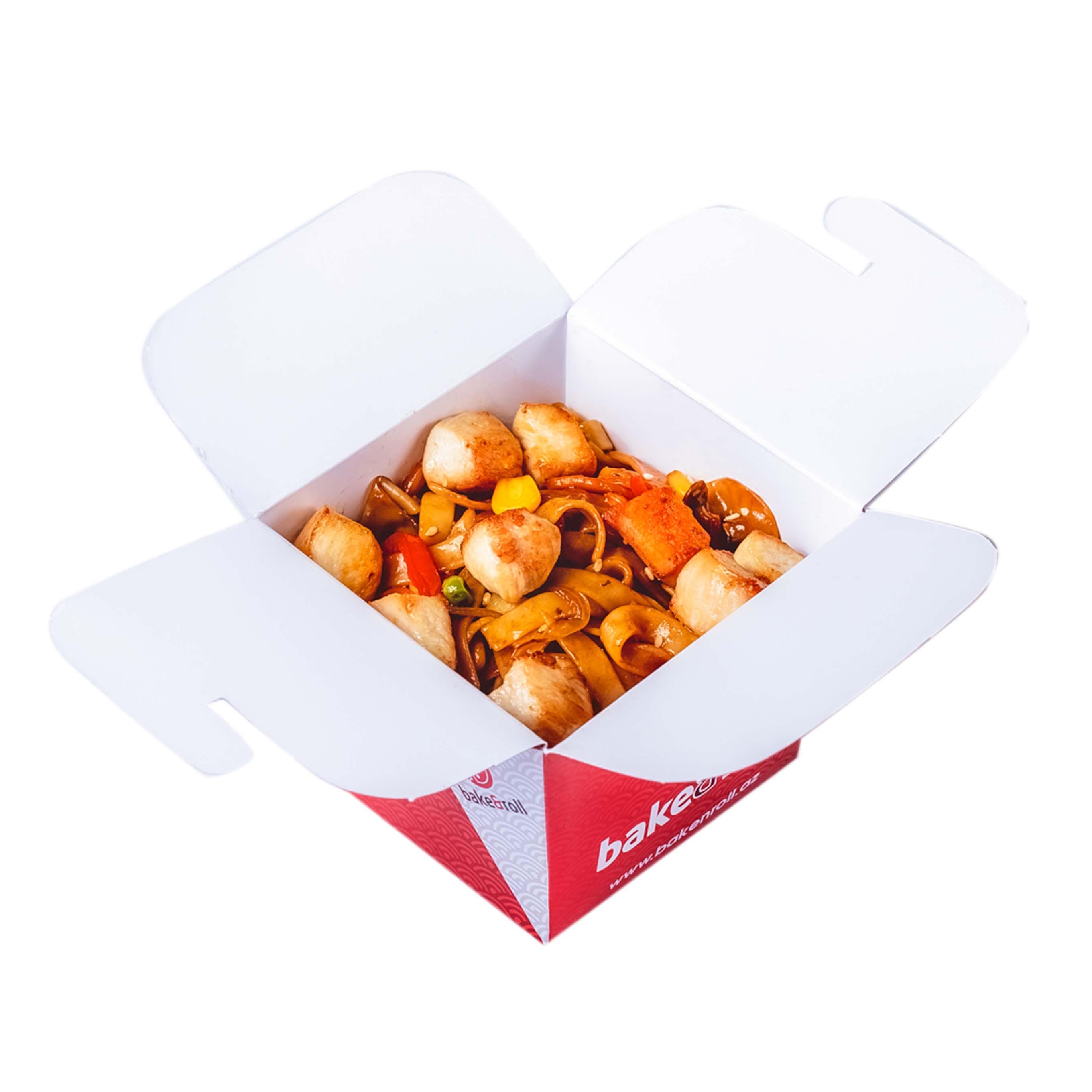 Toyuqlu Noodles