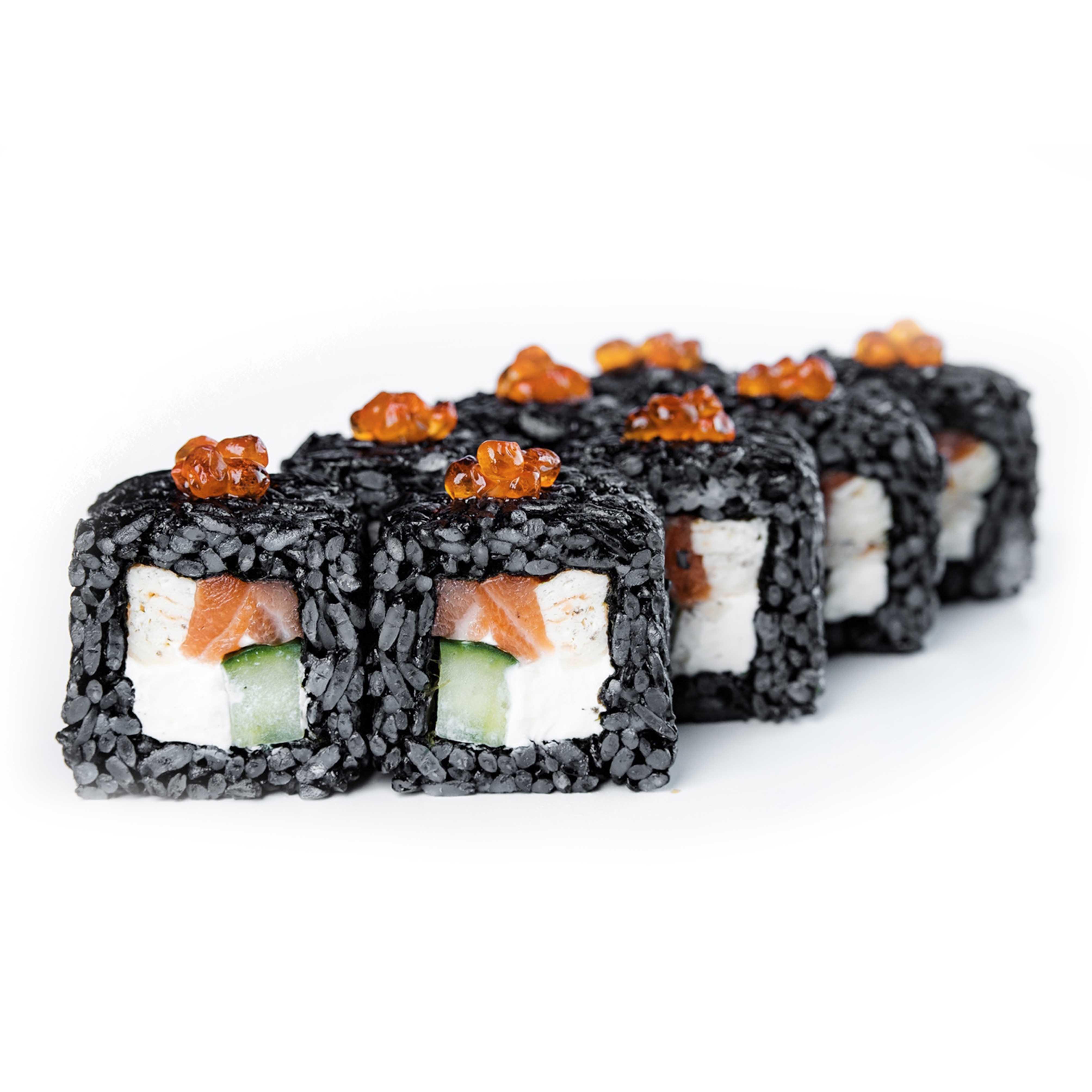 Premium Blek Suşi Roll