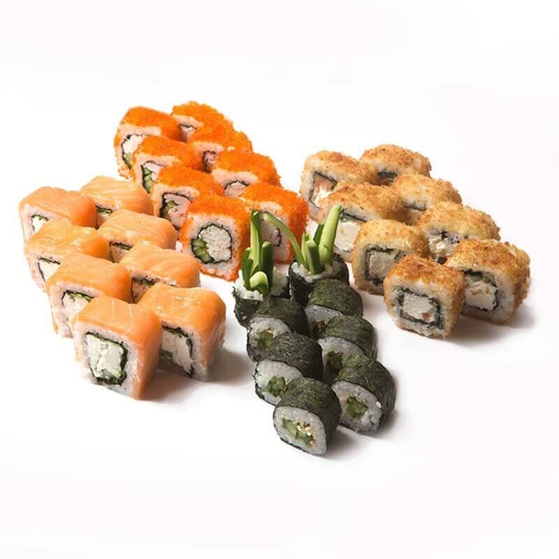Tasty Sushi set
