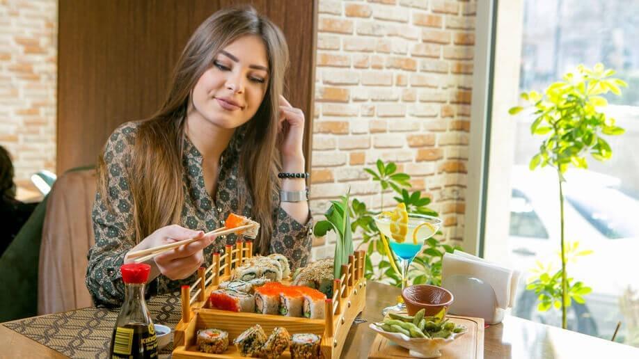 10 Самые вкусные сорта суши