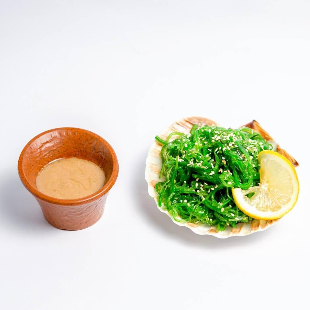 салат чукка