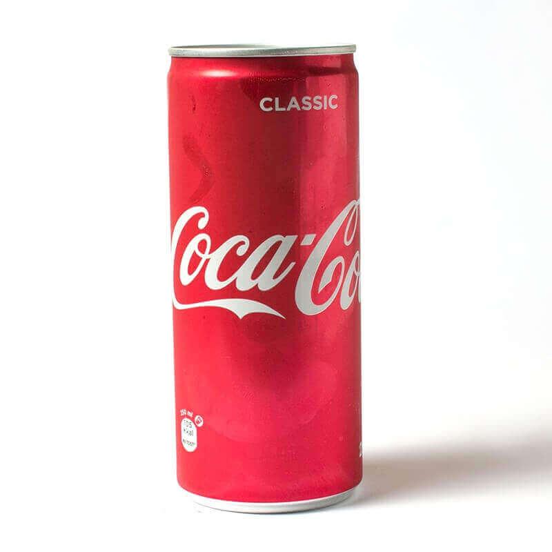 кока-кола классик