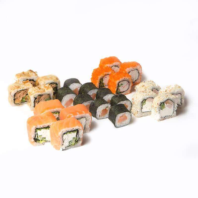 Мини суши сэт.