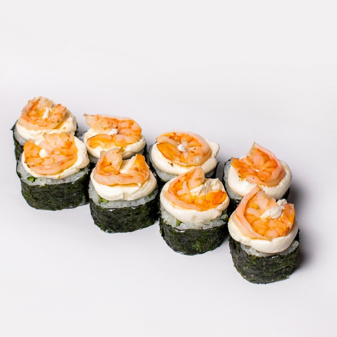 Murakami sushi roll
