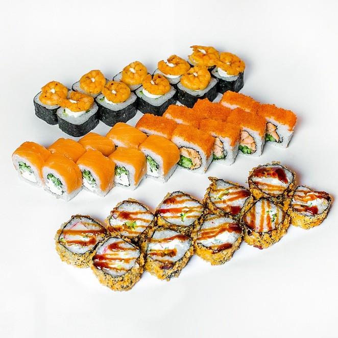 скидочный суши сэт доставка в баку