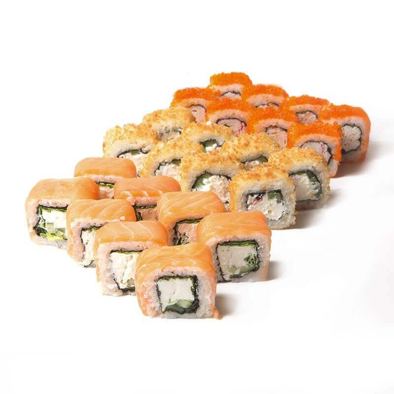 Супер суши сэт