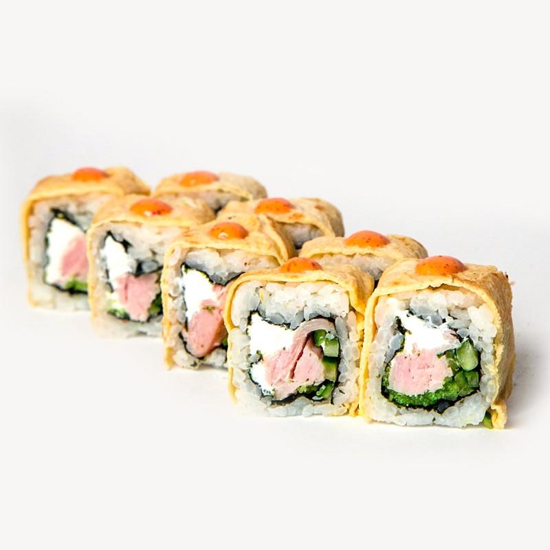 тамаго ролл суши